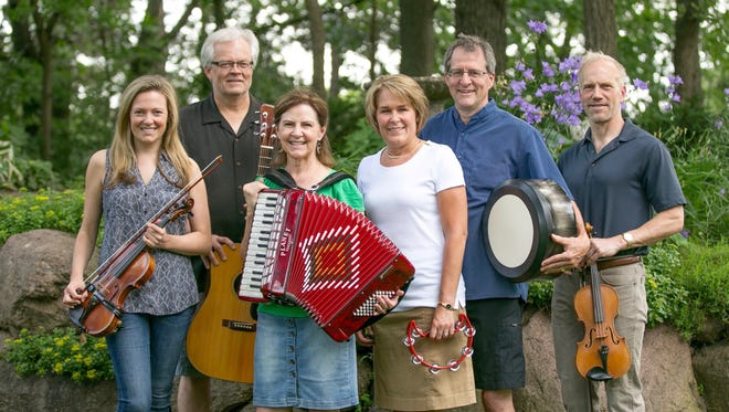 The Mill Creek Irish band will perform twice on St. Patrick's Day in St. Cloud.