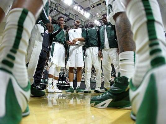 NCAA Basketball: Binghamton at Michigan State