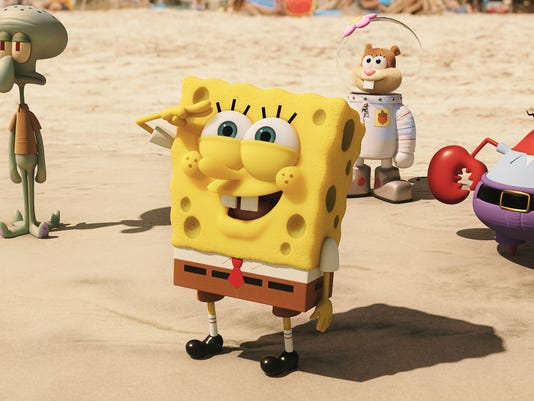 Film Review The Spongebob Movie