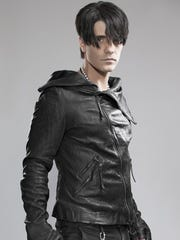 Magician/illusionist Criss Angel sets up shop at the