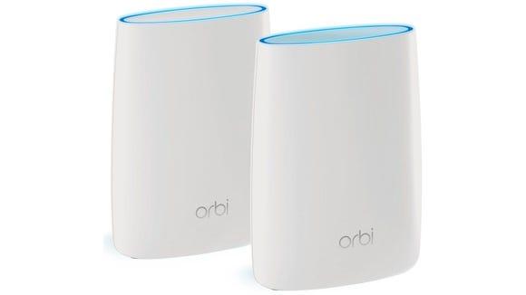 Netgear orbi wifi system rbk50 ac3000