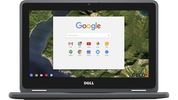 Dell chromebook 3189 2 in 1