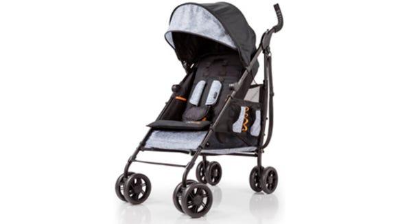 Summer infant 3dtote convenience stroller