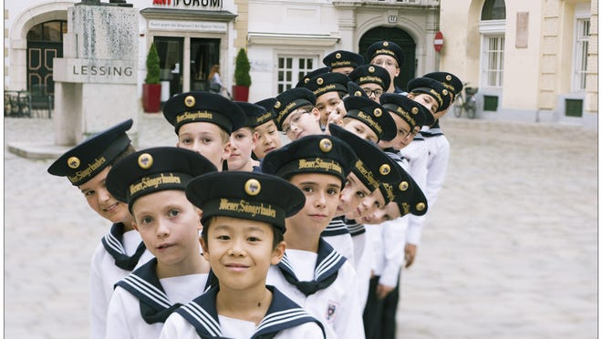 Historians have set the date of the Vienna Boys Choir's first concerts as 1498. One of the choirs will be at Wharton on Tuesday, Nov. 28.