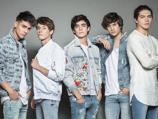 La Boy band más exitosa de México.