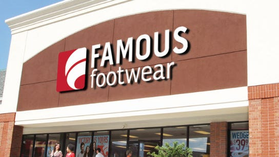 Famous Footwear will be giving away 100 pairs of free