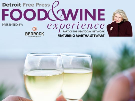Detroit Free Press Food & Wine Experience