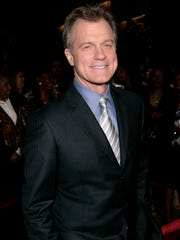 Actor Stephen Collins arrives at the Family Television