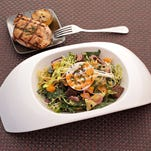 The miso bowl by Chef Paul O'Connor, of Alchemy restaurant at CopperWynd Resort, as seen in Fountain Hills on Dec. 29, 2014.