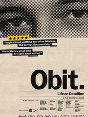 "The documentary ""Obit."" screens Aug. 30 at the Malco Ridgeway."