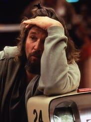 "Jeff Bridges is The Dude in ""The Big Lebowski."""