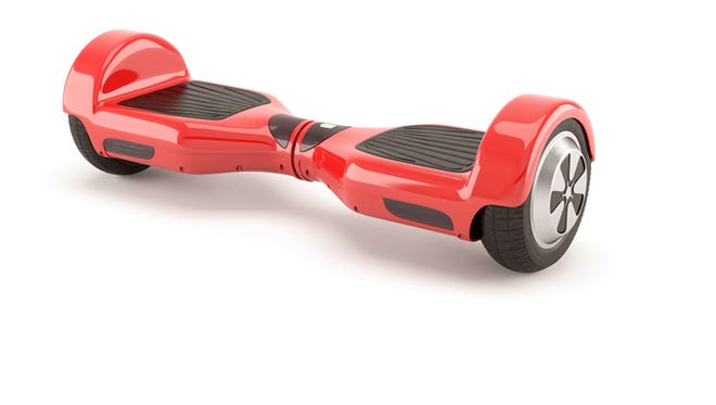Concerns rise amid growing hoverboard use that product is dangerous.