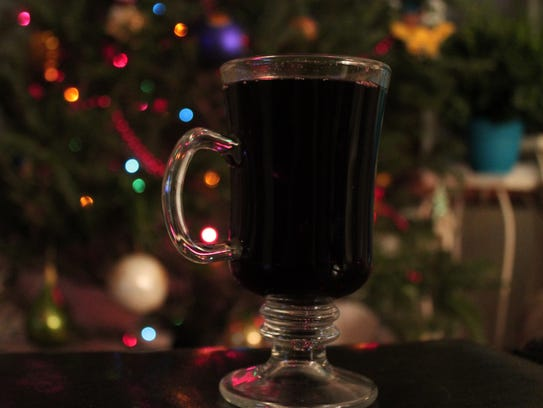Keep your Christmas classy this year with mulled wine.