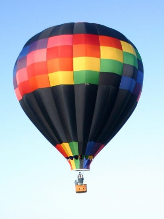 Red River Balloon Rally To Bring Big Crowds Serious Competition