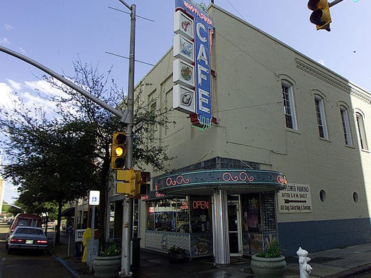 The Mayflower restaurant, has operated at the corner