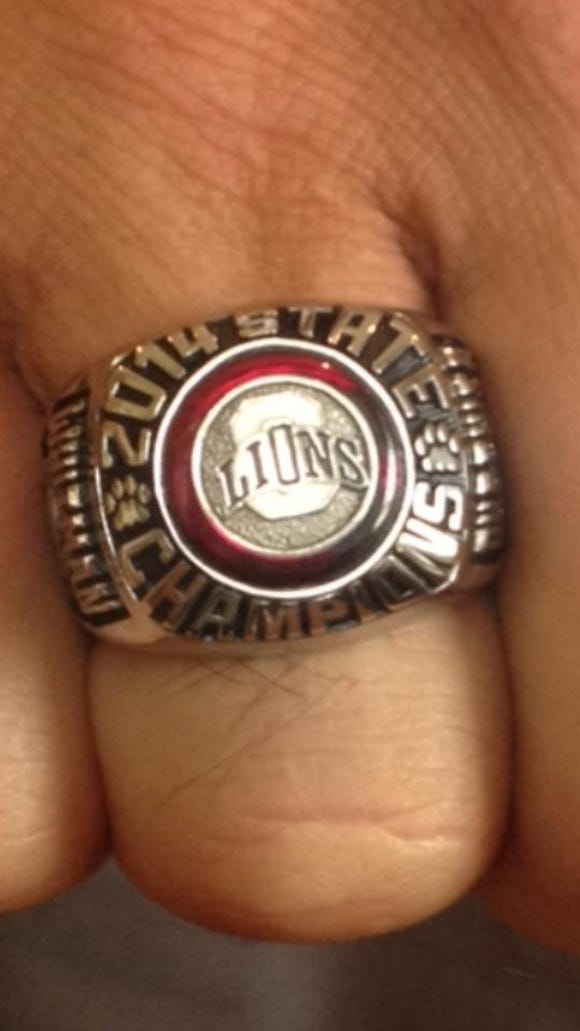 Lhsaa State Championship Rings