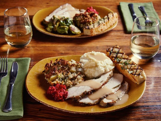 Urban Plates is serving up delicious dishes, for dine-in or to-go