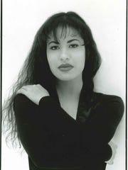 Selena Quintanilla-Perez, publicity photo received