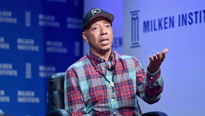 Russell Simmons has been slapped with a $10-million rape lawsuit filed by an anonymous woman in Los Angeles Friday, March 23, 2018.