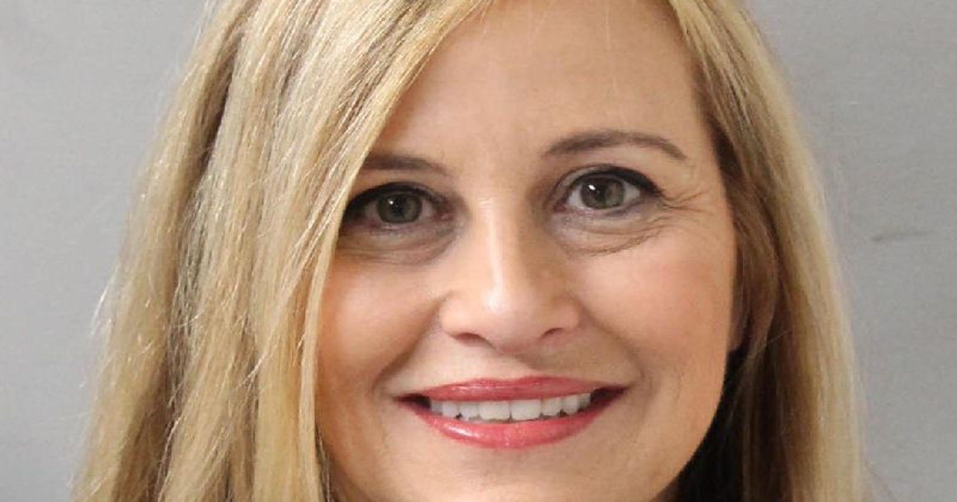 Megan Barry mugshot: Nashville mayor's booking photo released
