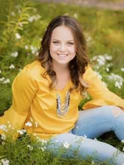Abbotsford High School senior, Julia Otten, has been named the Abbotsford Lions Club Student of the Quarter for the second quarter of the 2017-18 school year.