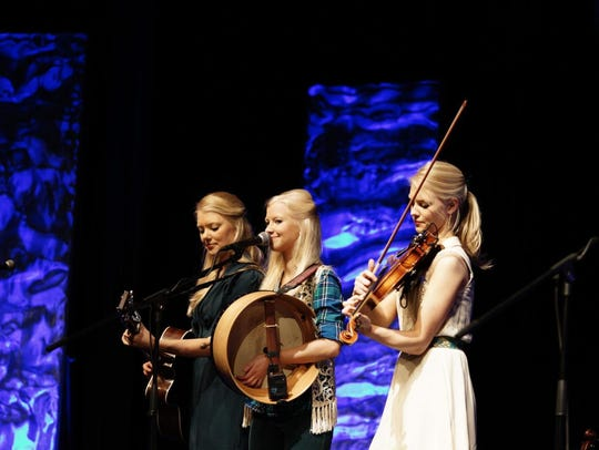 After starting out as a violin trio, the Gothard Sisters