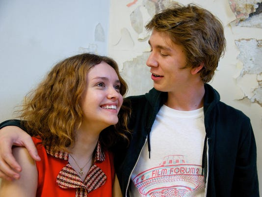 Film Review-Me and Earl and The Dying Girl