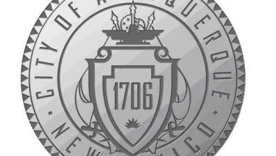 City of Albuquerque logo is shown.