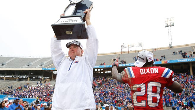 Louisiana Tech continues to be competitive in Conference USA despite having the lowest budget.