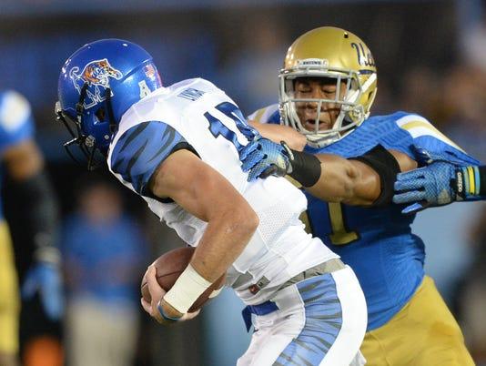 NCAA Football: Memphis at UCLA