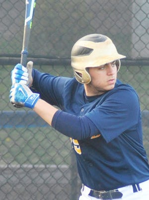 Saddle Brook senior pitcher/third baseman Nick Maricich was named first-team all-division.