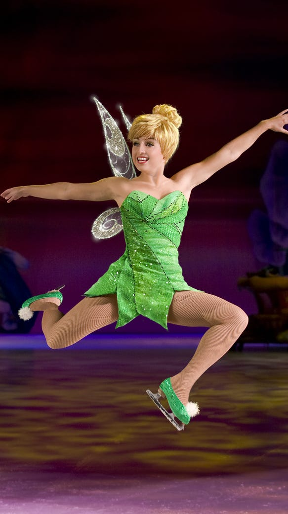 Disney on Ice presents Dream Big hosted by Tinkerbell