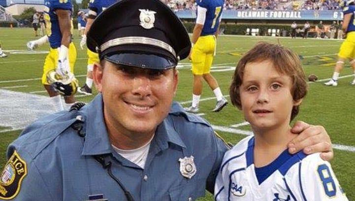 UD football 'teammate' needs bone marrow transplant