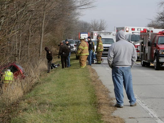 Car Accident Clinton County Indiana