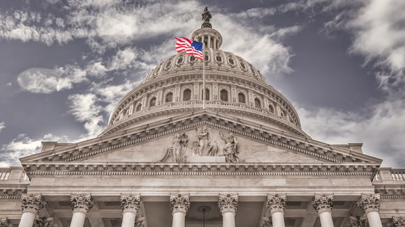 The U.S. Capitol (Thinkstock)
