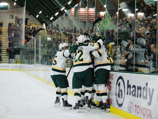 UMass- Lowell vs. Vermont Men's Hockey 01/19/18
