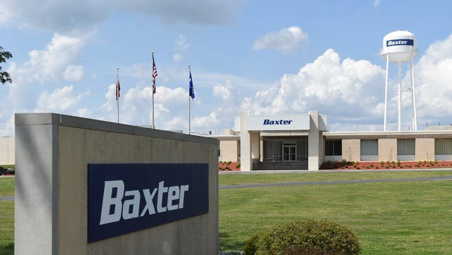 Baxter International will hold its a veterans job fair on Thursday at the Department of Workforce Services in Mountain Home.