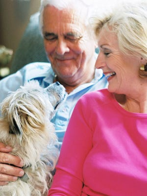 Most retirees are in the best home of their lives.