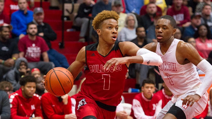 Chasing Damon Bailey: Romeo Langford climbs to No. 7 on Indiana's all-time scoring list