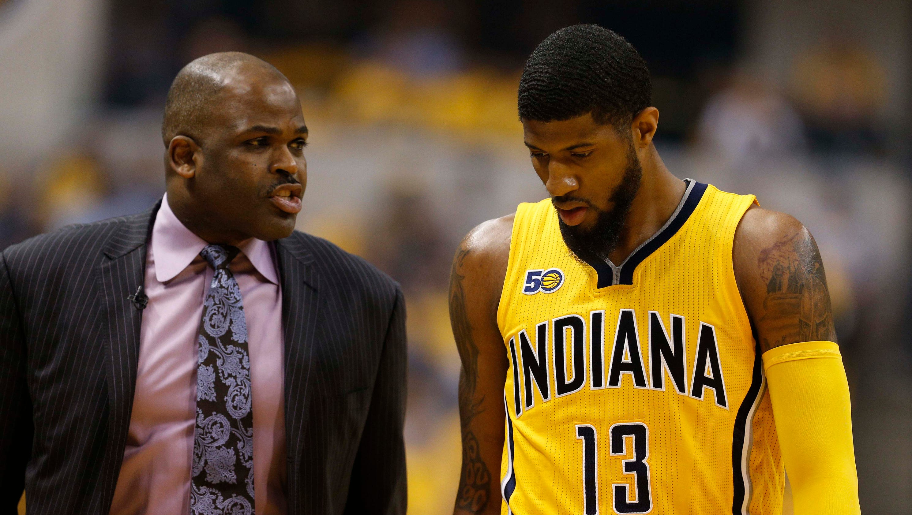 Pacers coach Nate McMillan warns of losing fans respect before Game 4