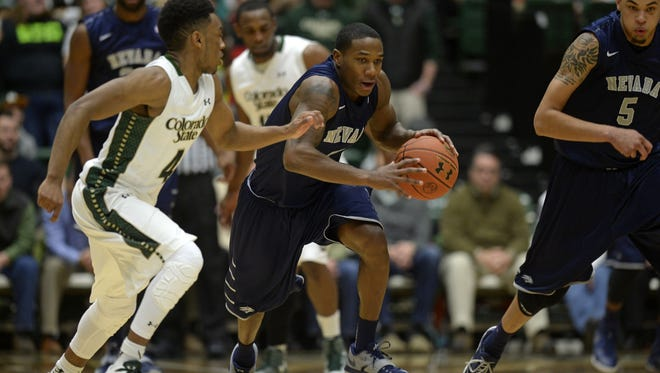 Marqueze Coleman and the Wolf Pack lost by a Mountain West-record 56 points at Colorado State last season. They return to Fort Collins, Colo., today.