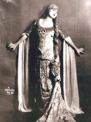 """Operatic soprano Rosa Ponselle is one of the artists of the Victor Talking Machine Co. who will be featured in """"The Women Who Influenced Victor"""" program on March 1."""