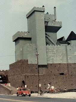 Brigantine Castle, at North 14th Street and the beach in Brigantine, operated from 1976 through 1984.