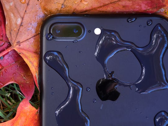 The iPhone 7 is water resistant, as are some other new phones. But even water resistance has its limits.