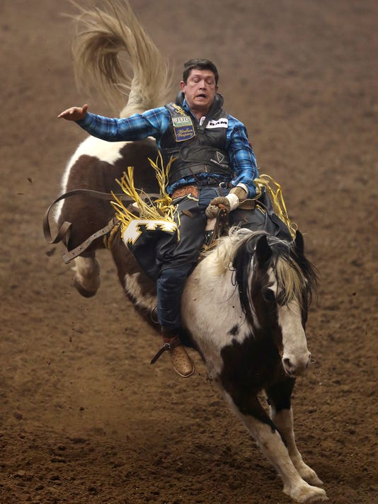 85th Annual San Angelo Stock Show and Rodeo, Feb. 10, 2017.