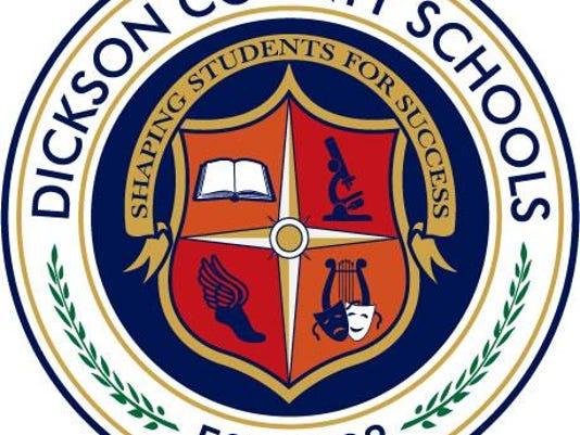 Dickson County Schools logo