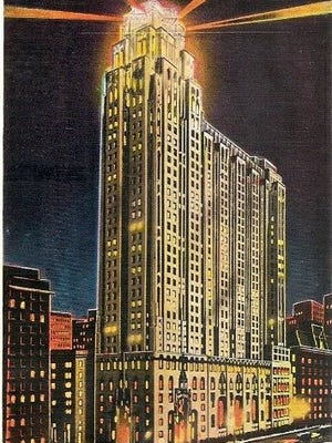The Guardian Building is Detroit is recognized as one of the most beautiful buildings in America.