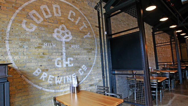 Good City Brewing Co., 2108 N. Farwell Ave., joins in two beer dinners.