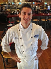 Fabrice Deletrain of Fathoms in Cape Coral is among the chefs cooking at the Imagine Gala in Fort Myers March 21.