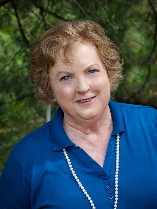 Mary Lou Cheatham, photo by April Hendrick